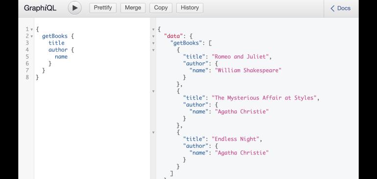 La forma más sencilla de crear API GraphQL para un módulo TypeScript
